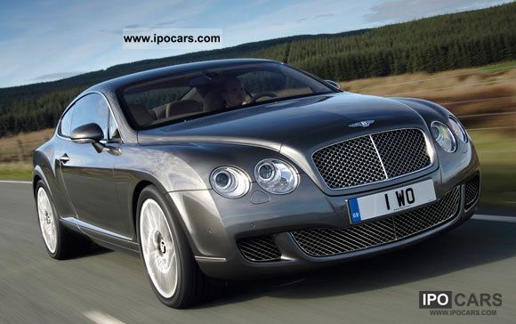 2011 Bentley  Continental GT V8 Factory Order Sports car/Coupe New vehicle photo