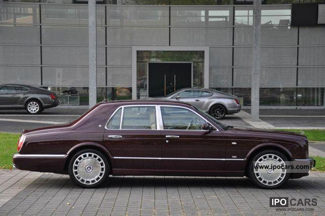 2008 Bentley  Arnage R / / BENTLEY DUSSELDORF Limousine Used vehicle photo