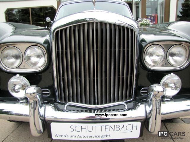 Bentley  SIII - \ 1964 Vintage, Classic and Old Cars photo