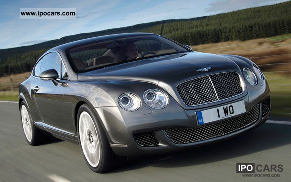 2011 Bentley  Continental GT V12 Factory Order Sports car/Coupe New vehicle photo