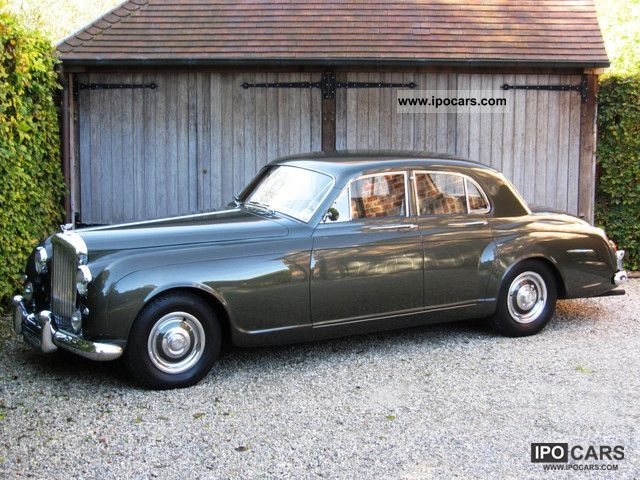 Bentley  S1 Continental Flying Spur by James Young 1958 Vintage, Classic and Old Cars photo
