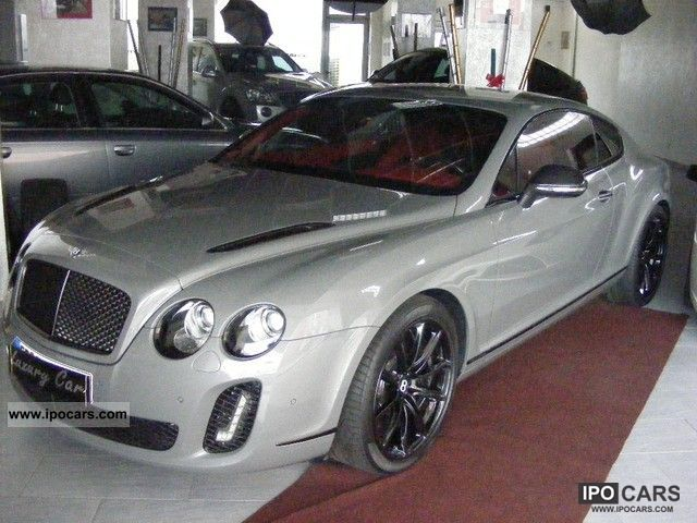 2011 Bentley  MANSORY OPTIONS Sports car/Coupe Used vehicle photo