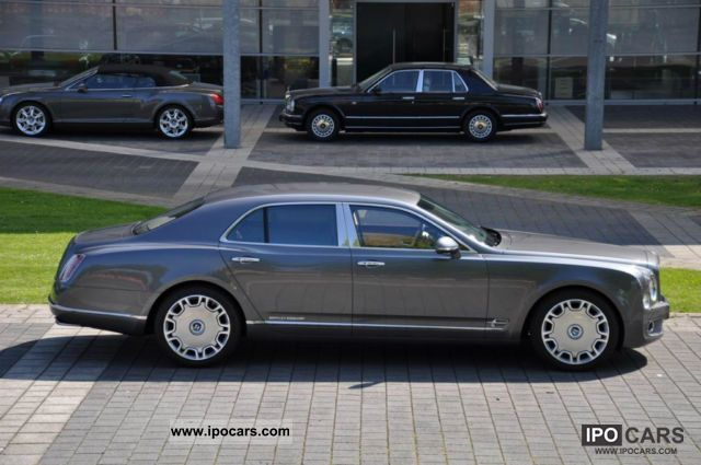 2010 Bentley Mulsanne   BENTLEY DUSSELDORF  Car Photo and Specs