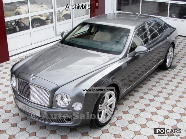 2010 Bentley Mulsanne  Car Photo and Specs
