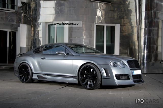 2011 Bentley  SUPER SPORTS \ Sports car/Coupe New vehicle photo