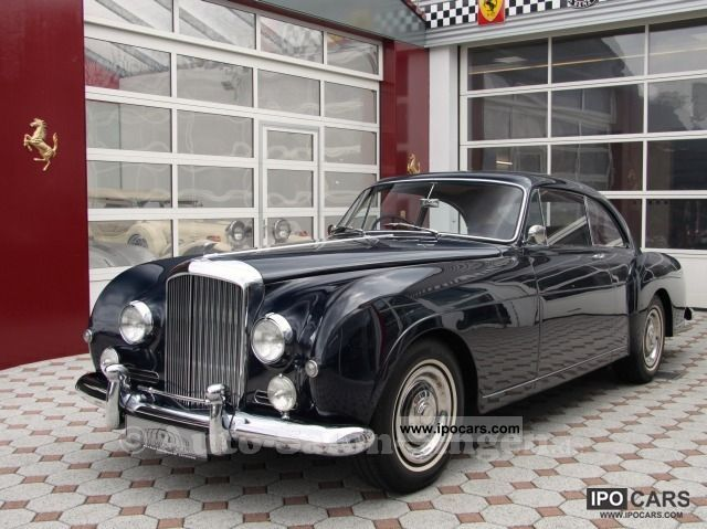 1956 bentley continental s1 fastback car photo and specs. Black Bedroom Furniture Sets. Home Design Ideas