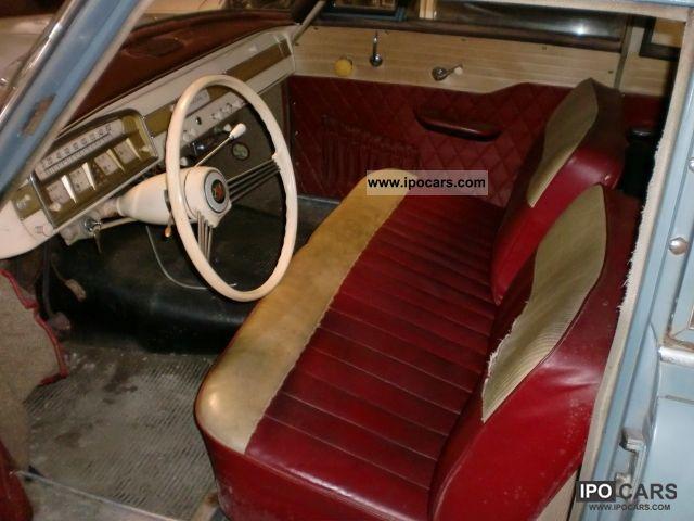 Borgward  Isabella Year 1959 \ 1959 Vintage, Classic and Old Cars photo
