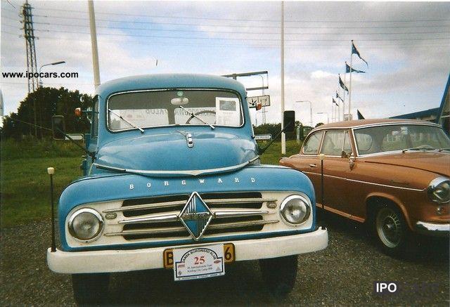 1955 Borgward  Other Other Classic Vehicle photo