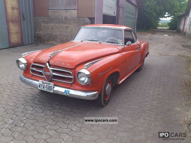 1958 Borgward  Other Sports car/Coupe Used vehicle photo