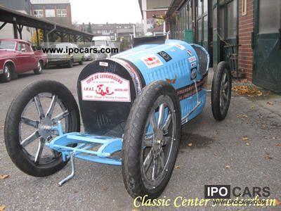 1937 Bugatti  Type 33 Cabrio / roadster Classic Vehicle photo