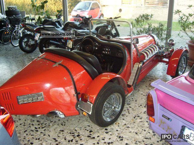1970 Bugatti Replica Convertible With New T 220 V Car Photo