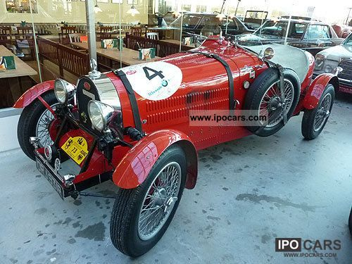 Bugatti  35B Teal REPLICA 1976 Vintage, Classic and Old Cars photo