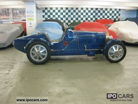 Bugatti  35 B Pur Sang 1928 Vintage, Classic and Old Cars photo