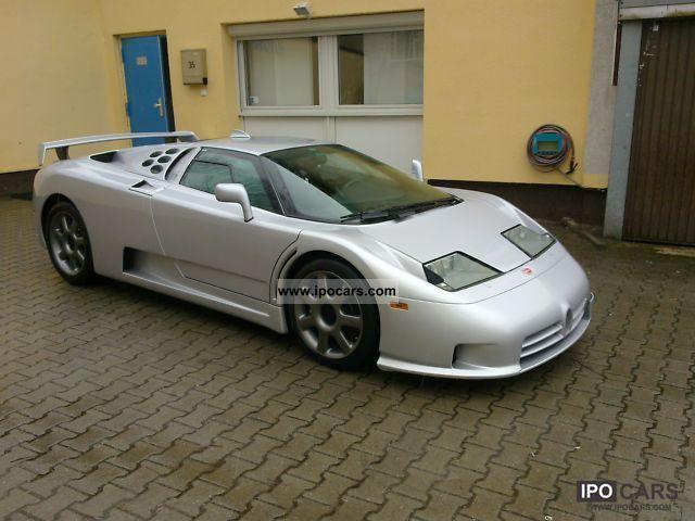 2000 Bugatti Eb 110 Dauer Nbg Car Photo And Specs