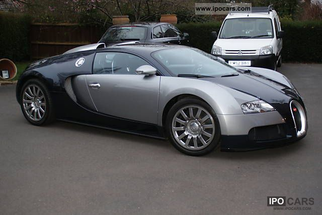 2007 bugatti veyron car photo and specs. Black Bedroom Furniture Sets. Home Design Ideas