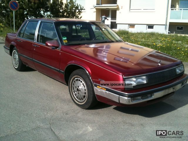 Buick Le Sabre Limited Lgw on 1987 Buick Lesabre Transmission