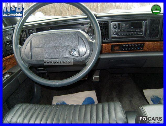 Park Ave Auto >> 1992 Buick Park Avenue Auto Klimaaut Leather Navi Car
