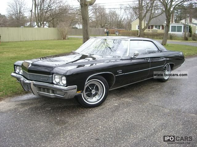 Buick  Le Sabre 1972 Vintage, Classic and Old Cars photo