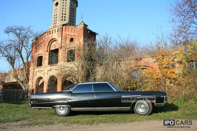 Buick  Electra 430 Sedan V8 365 HP 1969 - Nomad Cars 1969 Vintage, Classic and Old Cars photo