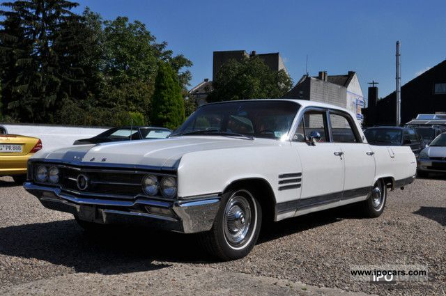 1964 Buick  WILDCAT 445 Limousine Used vehicle photo