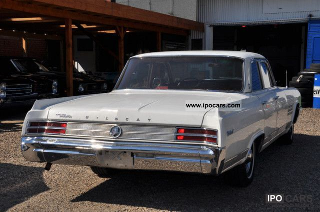 1964 Buick WILDCAT 445 Limousine Used vehicle photo 7