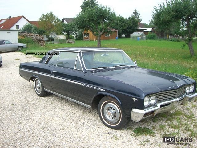 Buick  Skylark Coupe V8 1965 Vintage, Classic and Old Cars photo