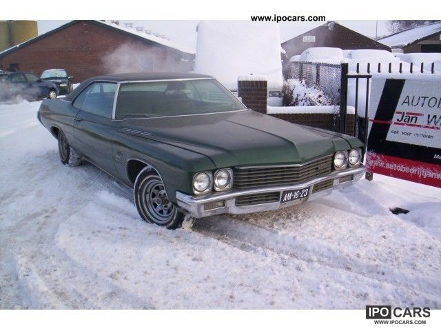 Buick  Le Sabre Coupe 6.0 1970 Vintage, Classic and Old Cars photo