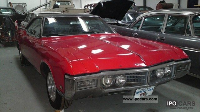 Buick  Riviera Coupe 7.0 1968 Vintage, Classic and Old Cars photo