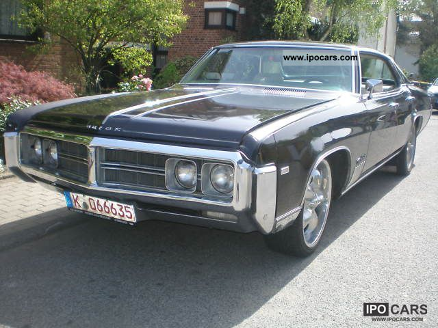 Buick  Wildcat LPG 1969 Vintage, Classic and Old Cars photo