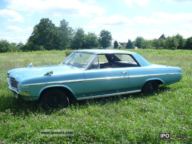 1963 Buick  Skylark Sports car/Coupe Classic Vehicle photo