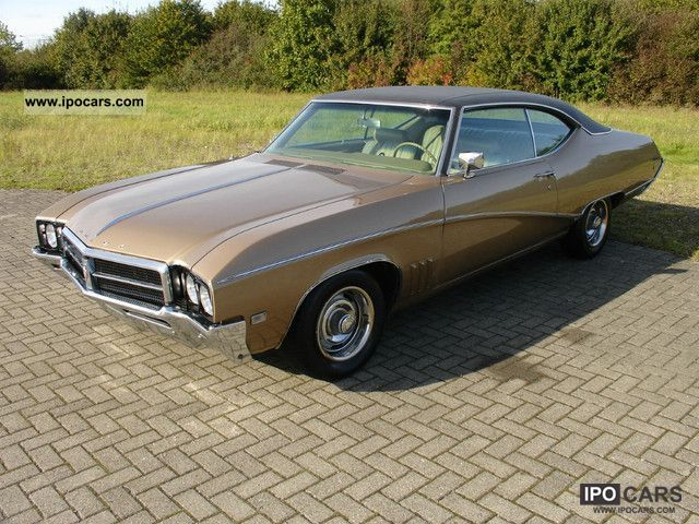 1969 Buick  Skylark Custom Sports car/Coupe Classic Vehicle photo
