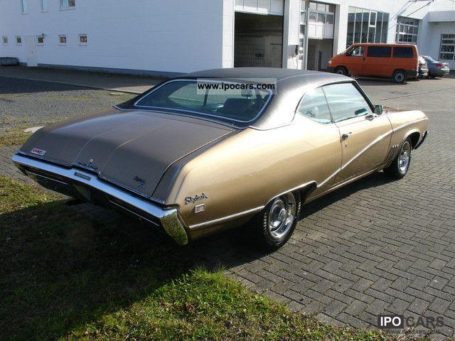 1969 Buick Skylark Custom Car Photo And Specs
