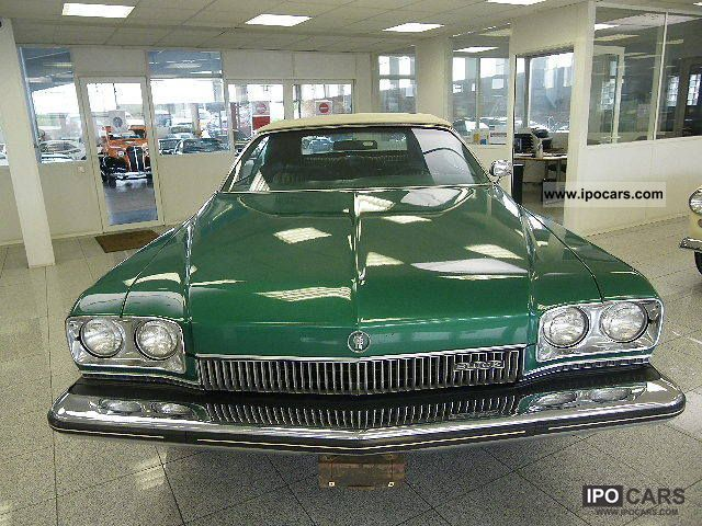 Buick  centurion convertible 455ci 1973 Vintage, Classic and Old Cars photo
