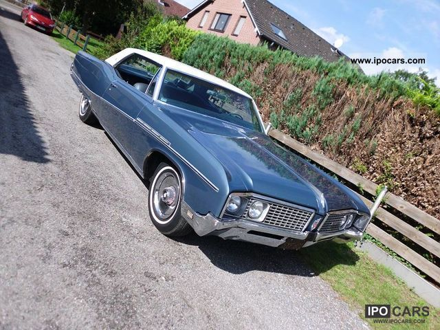 Buick  Electra 1968 Vintage, Classic and Old Cars photo
