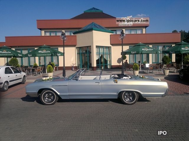 Buick  Le Sabre Convertible 1966r 1966 Vintage, Classic and Old Cars photo