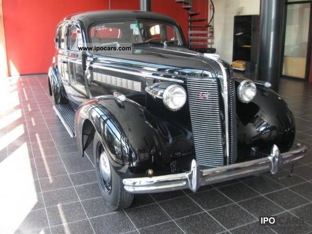 1937 Buick  Super 8, series 40 Limousine Used vehicle photo