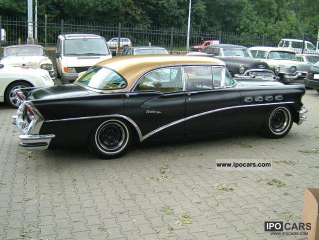 1956 Buick Century Riviera Hardtop 4door Lowrider Car