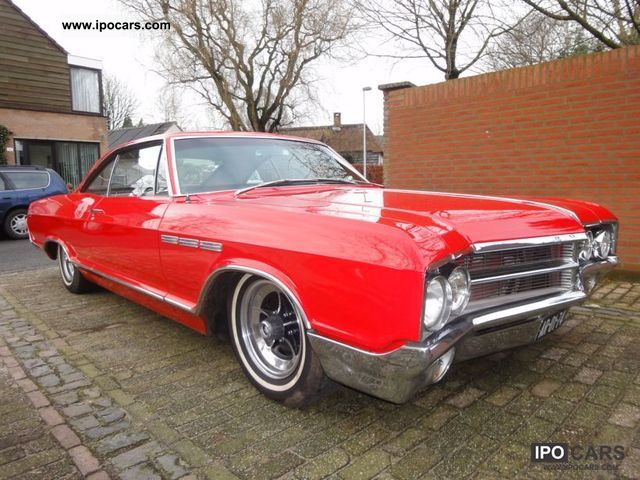 Buick  Le Sabre lesabre custom 400 1965 automatic 1965 Vintage, Classic and Old Cars photo
