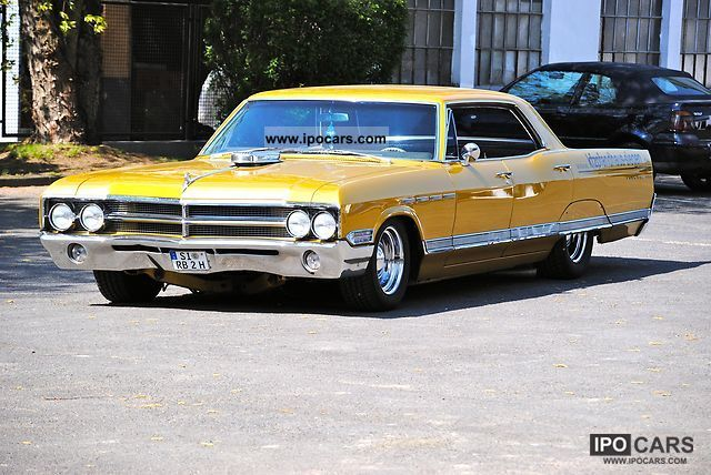 Buick  Electra 225 4 Door Coupe rare H-approval 1965 Vintage, Classic and Old Cars photo
