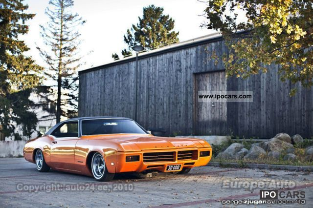 Buick  LOW RIDER 1969 Vintage, Classic and Old Cars photo