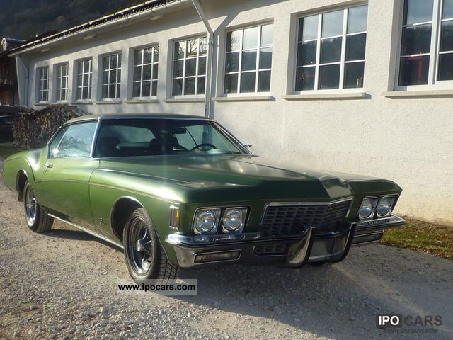 Buick  Riviera boattail 1972 TOP CONDITION 1972 Vintage, Classic and Old Cars photo