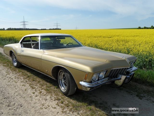 1972 Buick  Boattail with TÜV and H Sports car/Coupe Used vehicle photo