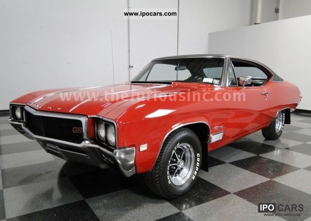 1968 Buick  GranSport GS 400.340 HP, GREAT CONDI & TOP PRICE! Sports car/Coupe Classic Vehicle photo