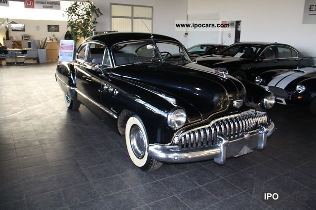 1949 Buick  SUPER EIGHT Sedanette Limousine Used vehicle photo