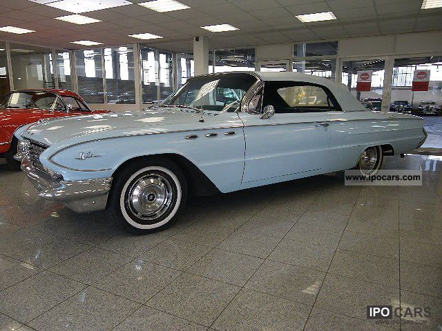 1961 Buick  Le Sabre convertible Cabrio / roadster Used vehicle photo