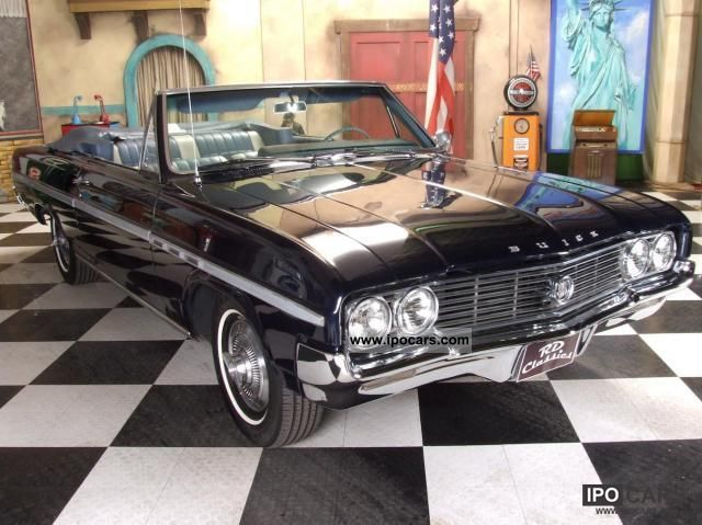 1964 Buick  Skylark Convertible Cabrio / roadster Classic Vehicle photo
