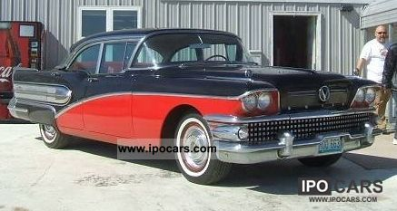 1958 Buick  Century Limousine Classic Vehicle photo