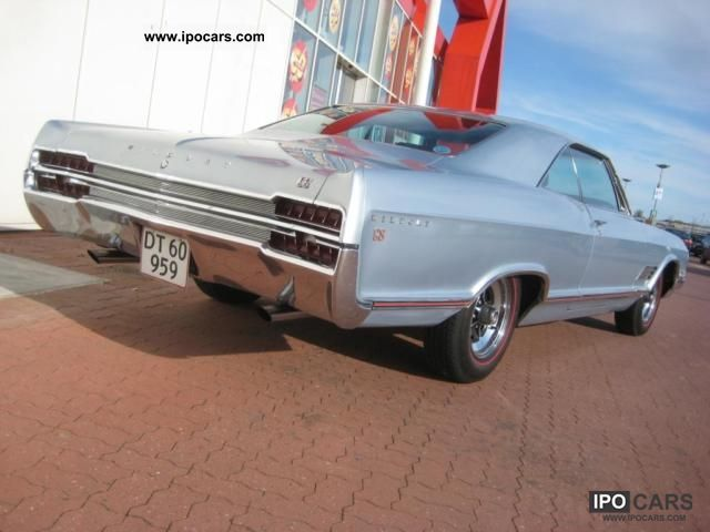 Buick  Wildcat Gran Sport 1966 Vintage, Classic and Old Cars photo