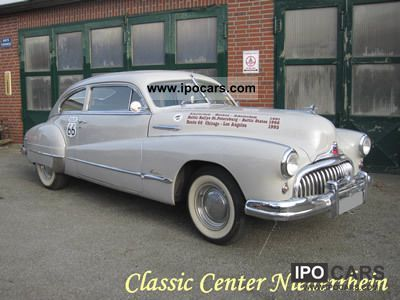 Buick  Eight Sedanet 1948 Vintage, Classic and Old Cars photo