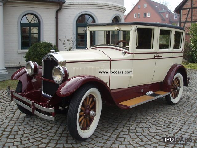 Buick  Master Six 1927 Vintage, Classic and Old Cars photo
